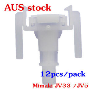 12pcs-Mimaki-JV33-JV5-DX5-printhead-Joint-Valve-Assy-Damper-Connector-AU-Stock