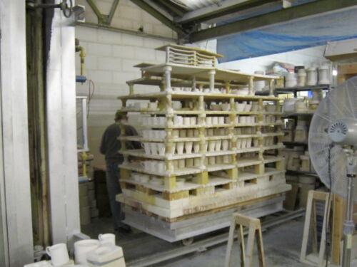 Conjunto de 6 Harebell bulbosa Inglés Porcelana Fina Tazas Tazas por Milton China