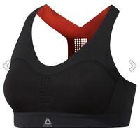 Fitnesstøj, Fitness bh, Reebok, str. L XL