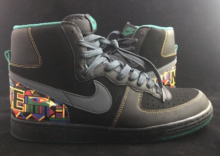 Nike Blazer BHM Samples Size 9 Very Rare Guaranteed 100% Authentic Black Panther