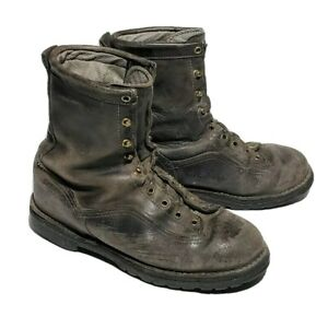 Vintage-Danner-USA-Goretex-amp-Leather-Hiking-Hunting-Boots-Men-039-s-9-5-D