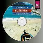 Sizilianisch, Wort für Wort. Kauderwelsch-Aussprachetrainer von Martin Lehmann (2004)