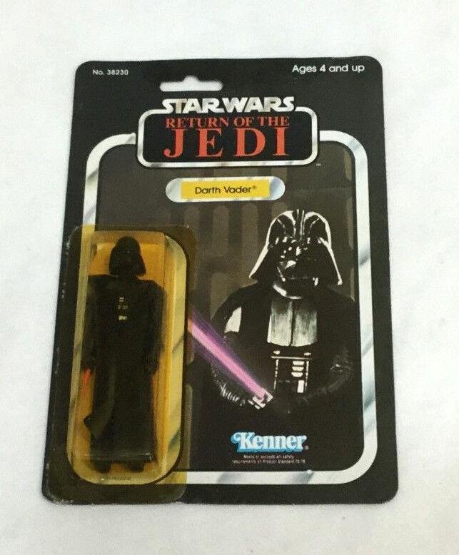 opciones a bajo precio 2018 retorno del Jedi de Star wars regreso del del del Jedi Darth Vader Figura cardada sellado menta en tarjeta 65  compras online de deportes