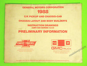 gmc body builder