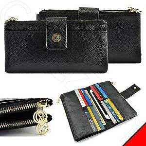 Luxury-Genuine-Wallet-Leather-Design-Pouch-Purse-Case-Cover-for-Smart-Cell-Phone