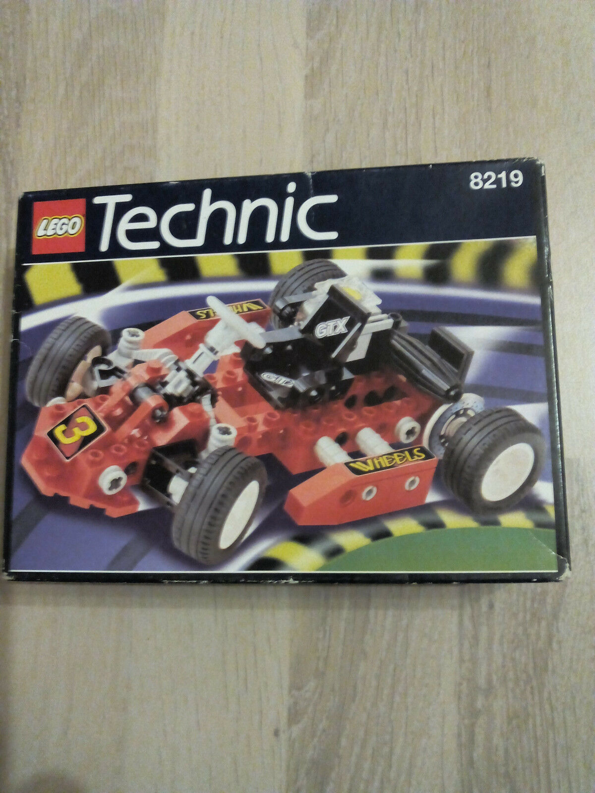 Lego Technic Technik 8219 Race Kart   NEU & OVP - UNGEÖFFNET