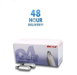 Mosa Nitrous Oxide Cream Chargers Whipped Cream N2o Gas
