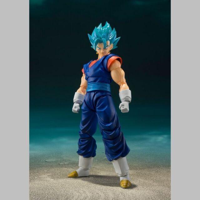 DBZ Bandai S.H. Figuarts Vegetto Super Saiyan God - Dragon Ball Super