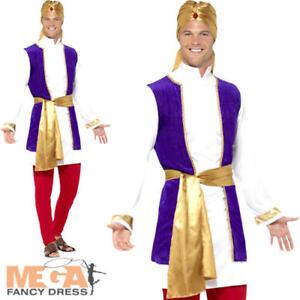 Sultan Genie Shoe Covers Adults Fancy Dress Arabian Book Day Costume Accesory