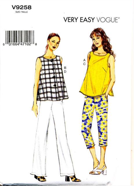 Size 16 Vogue Patterns V1003 Misses Fitting Shell