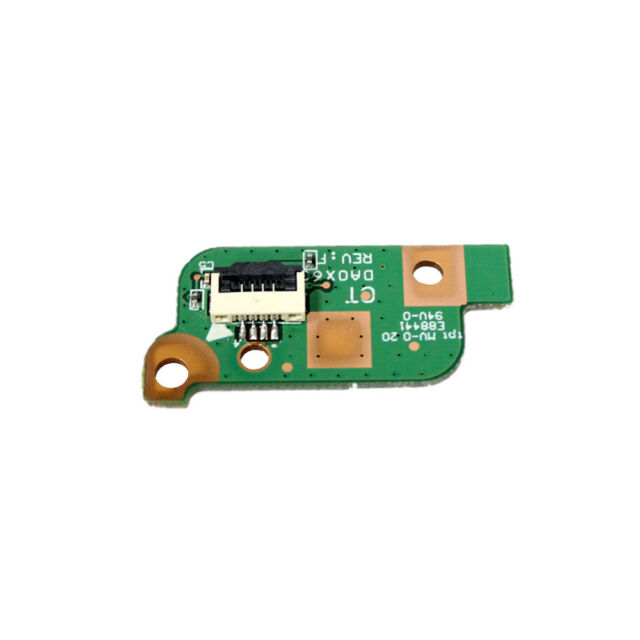 NEW POWER SWITCH BUTTON BOARD FOR HP PROBOOK 450 455 G3 DAX63TH16F1