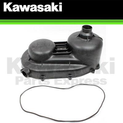 Kawasaki 2005 Mule 3010 4X4 Hardwoods Green Hd Muffler And Gasket Kit 18091-1104