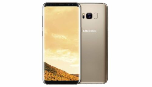 "1 of 1 - Samsung Galaxy S8 Plus Dual Sim Gold 64GB Unlocked 6.2"" 4G LTE G955FD S8+ ~ NEW"