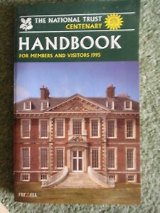 Vintage-Collectable-1995-The-National-Trust-Centenary-Handbook-1995