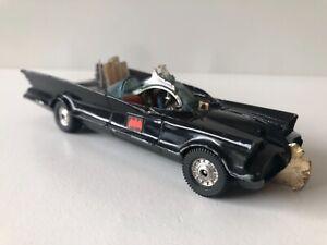 Batimovil-Corgi-Toys-267-Batman-Auto-c1975-1979-Repuestos-O-Reparacion