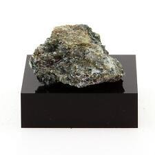 Brochantite Schist. 23.2 cts. Eastern Metals Mine, Québec, Canada