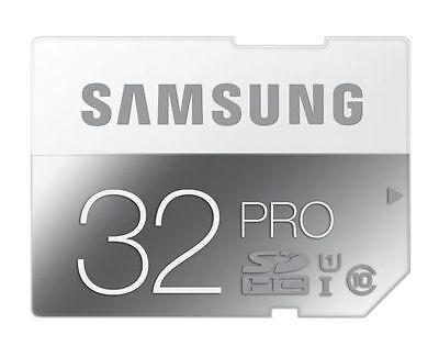 Samsung PRO SDHC 90MB/s CLASS 10 -  32GB