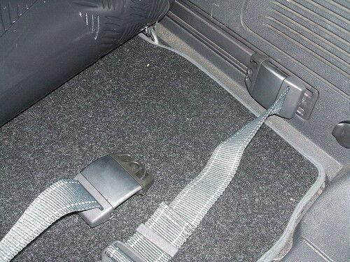 Opel Zafira B Astra H Caravan Flex Organizer Zurrgurte Spanngurt 13163221 NEU