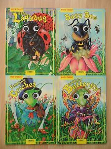 Whos thereboard book googly eyes lot 4beeladybugbutterfly image is loading who 039 s there board book googly eyes freerunsca Gallery