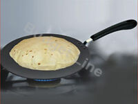 Non Stick Tawa Chapati Pan Griddle Pan Rotti Tava Heavy duty 30cm , 28cm Kitchen