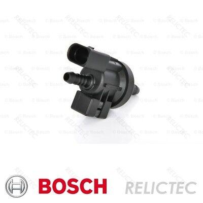 NEW BOSCH Fuel Tank Breather Valve Fits AUDI VW SKODA A4 Avant A6 077133517C