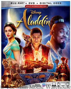 Authentic-Disney-New-Live-Action-Aladdin-Blu-ray-DVD-amp-Digital-Code-Pre-Order