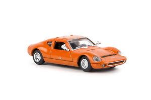 Melkus-RS-1000-orange-von-Starmada-H0-Auto-Modell-1-87-Brekina-27403