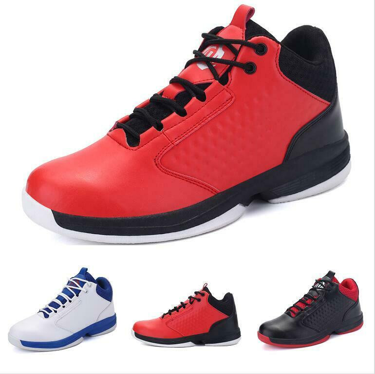 Casuals shoes Men's Basketball High Top Leisure Sport Breathable Sneaker shoes