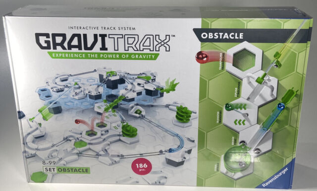 NEW Gravitrax Interactive Track System Set Obstacle (8-99) 186pc *SHIPS FREE*