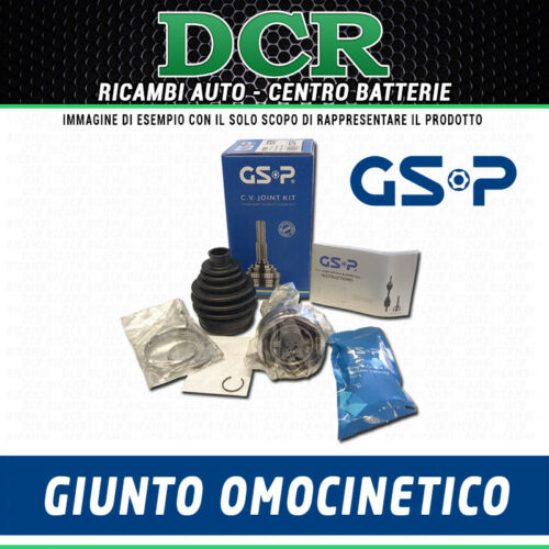 GSP 803036 KIT GIUNTO OMOCINETICO LATO RUOTA VW AUDI A3//TT SEAT LEON VW 1.8//.9