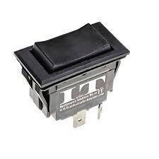 Industec 30a Rocker Switch Polarity Reversing Dc Motor Control Momentary 12v