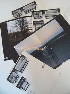 Details zu Möbel Design Wittmann Classic-Design Prospekt Katalog Kubusmöbel  80er Jahre