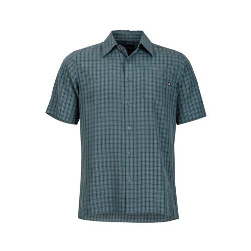 Marmot Eldridge shirt short manche funktionshemd pour homme Dark zinc
