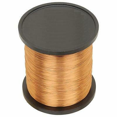Enamelled Copper Wire on 500g rolls in various diameters and therefore lengths