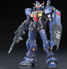 GUNDAM RG Real Grade 1/144 007 RX-178 Mk-II Titans ANIME ACTION FIGURE MODEL KIT