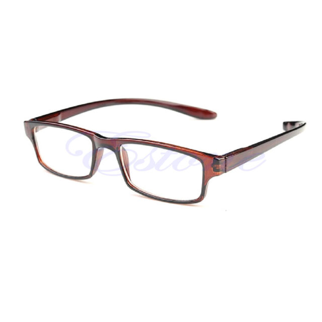 Comfy Light Stretch Reading Glasses Presbyopia 1.0 1.5 2.0 2.5 3.0 Diopter New