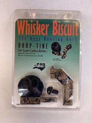 USA Seller NEW Dirt Cheap Broadheads ALPHA Whisker Biscuit  Arrow Rest