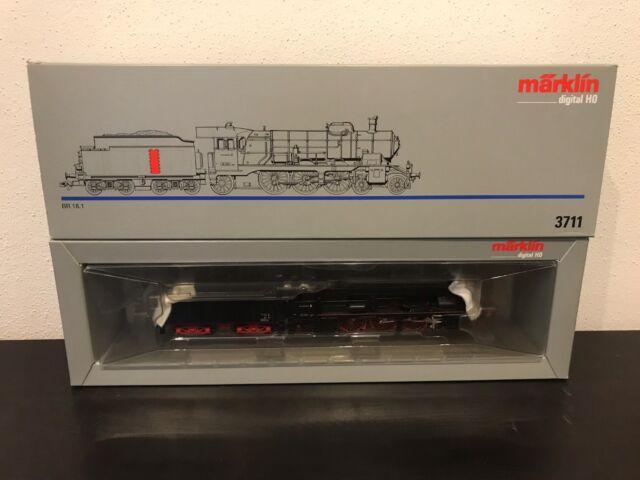 Märklin 3711 H0 Dampflokomotive BR 18 128 der DB,OVP