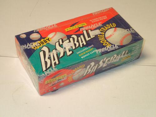 1994 puntuación de béisbol novato /& intercambió pasatiempo caja Mlb Trading Cards