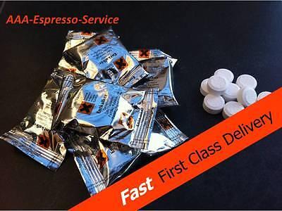 12 compresse di pulizia professionale per macchine caffè Sage