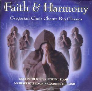 Faith-amp-Harmony-Gregorian-Choir-Chants-Pop-Classics-CD-NEU-OVP