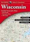 Wisconsin - Delorme 7t by Rand McNally, DeLorme, Delorme Publishing Company (Paperback / softback, 2011)