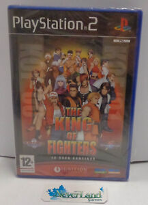 Console-Game-Gioco-SONY-Playstation-2-PS2-PAL-THE-KING-OF-FIGHTERS-2000-2001-New
