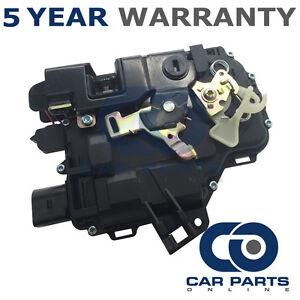 Rear Tailgate//Boot Door Lock Actuator For Audi Skoda VW Solenoid Locking Relay