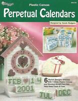 Perpetual Calendars Plastic Canvas Instruction Patterns The Needlecraft Shop
