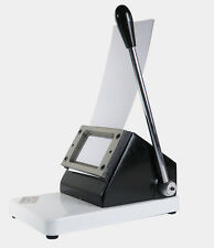 86 x 54mm pvc id badge credit paper business cut card machine die heavy duty vip card id card pvc credit card die cutter round corner 8654mm reheart Choice Image