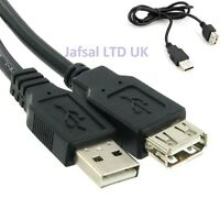 3M High Speed USB Cable 2.0 Repeater Lead Extension Booster A Male to A Female