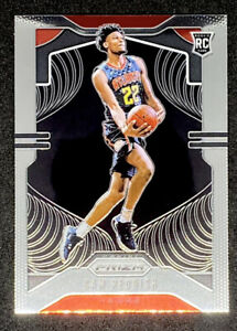Cam-Reddish-2019-20-Panini-Prizm-Base-Rookie-RC-Atlanta-Hawks-256-C1