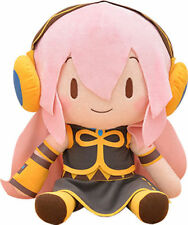 "NEW Sega Vocaloid Megurine Luka MEJ Large DX Plush 13""/33cm SEGA1016844 USSeller"