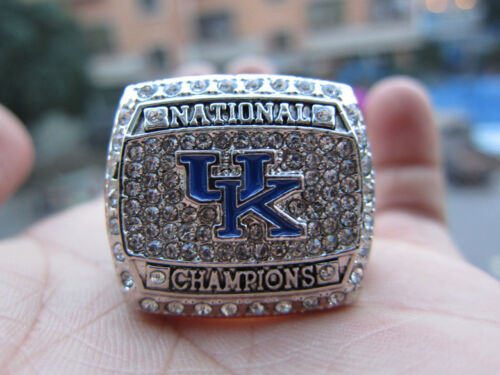 2012 University of Kentucky Wildcats National Championship ring Fan Men Gift